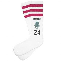 24 Football Sport Sock