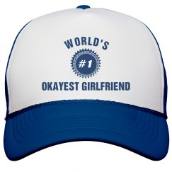 Blue World's Okayest Girlfriend