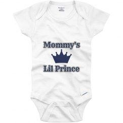 Lil Prince Onesie