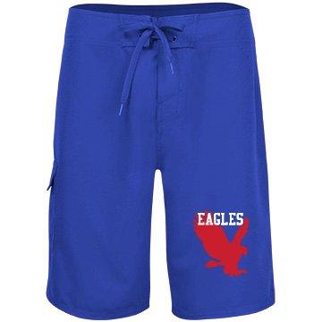 Eagle's Board Shorts