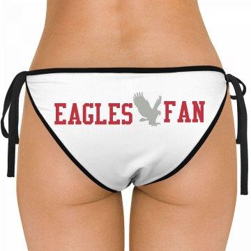 Eagles Fan Bikini