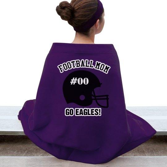 Eagles Football Mom