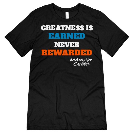 earned never rewarded