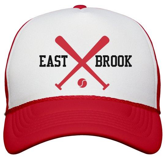East Brook Softball Cap