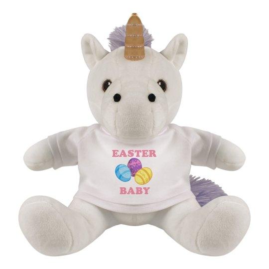 Easter Baby Unicorn Plush Gift