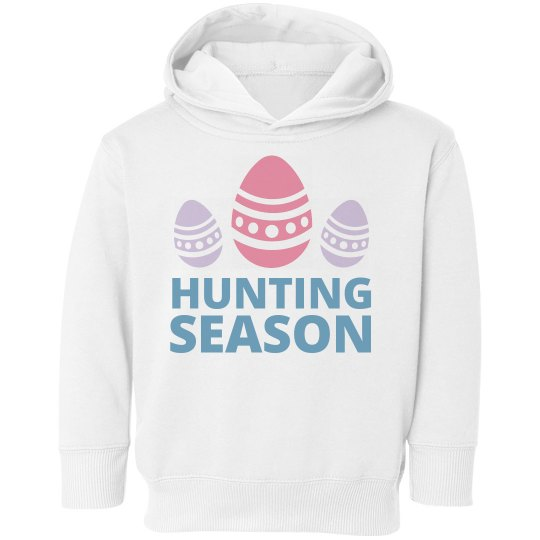Easter Hunting Season Sweatshirt