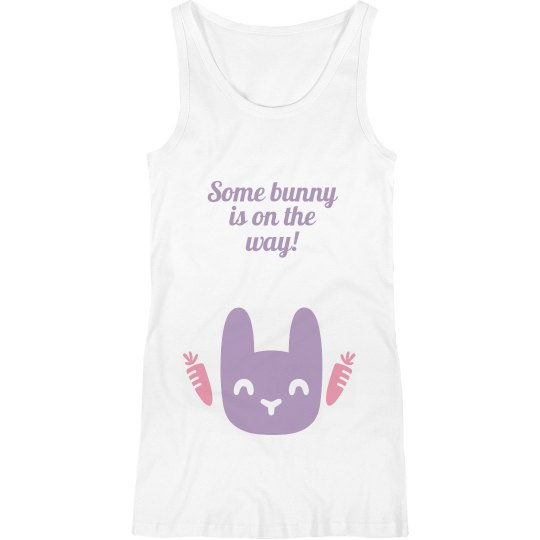 Easter Mommy Maternity Tank