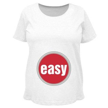 Easy Button Costume