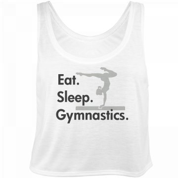 Eat Sleep Gymnastics