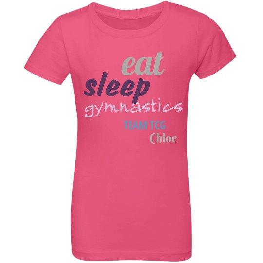 Eat, Sleep, Gymnastics pn