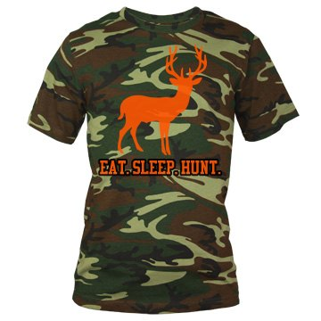 Eat. Sleep. Hunt