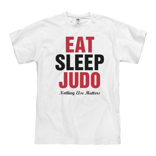 Eat sleep Judo