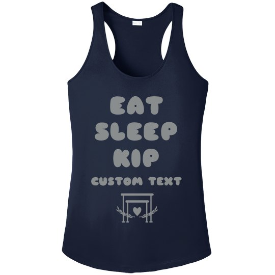 Eat Sleep Kip Gymnastics