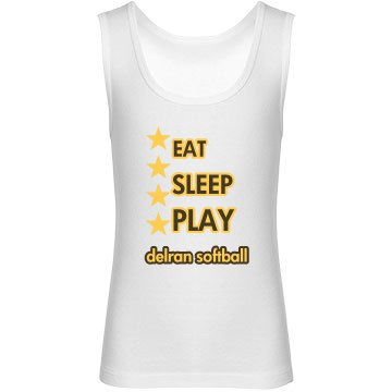 Eat Sleep Play Tank
