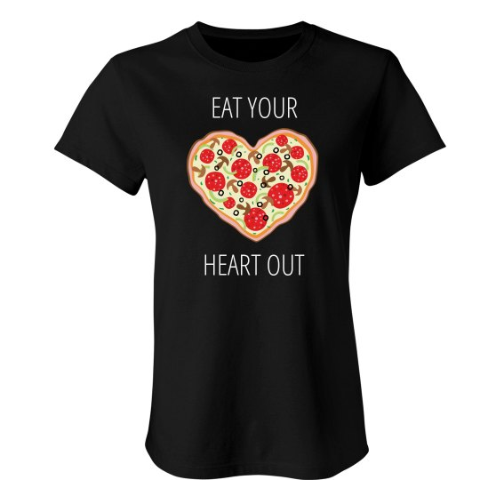 Eat Your Pizza Heart Out