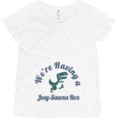 Joey-Saurus Rex Tee