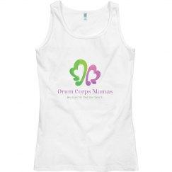 Drum Corps Mamas logo tank