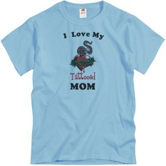 Love tattooed mom