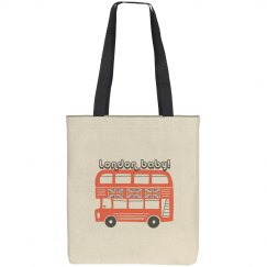 London, Baby! | Tote