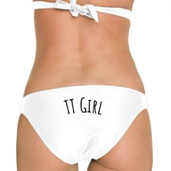 TT Girl plain bottoms swimwear