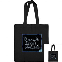 Donna J.A. Olson's Darklings Book Bag Dark