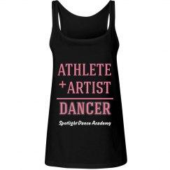 Athlete + Artist Tank-Adult