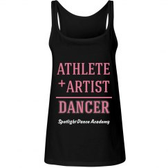 Athlete + Artist Tank-Adult