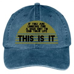 End your life Hat