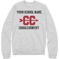 Cross Country Sweatshirt