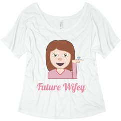 Future Wifey Emoji Tee