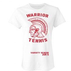 Warrior Tennis Senior