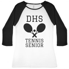 Custom Sports Senior Raglans