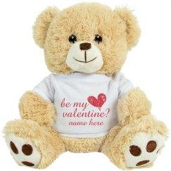 Be My Valentine Design