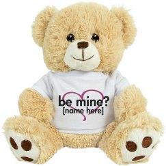 Be Mine Valentine Design