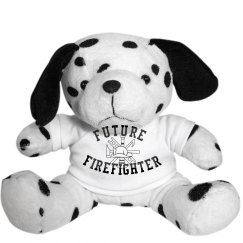 Future Firefighter Dog
