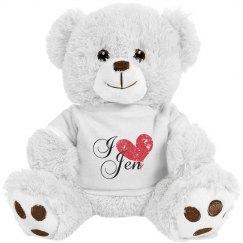 I Heart Jen Forever