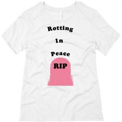 Rotting In Peace T-Shirt