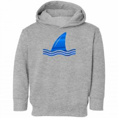 Toddler Shark School Hood