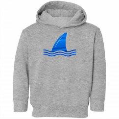 Toddler Shark School Hood