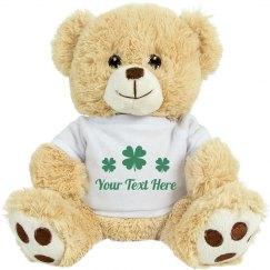 Custom St Patricks Day Cute Gift