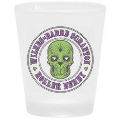 WBSRD Shot Glass