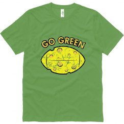 Go Green Distressed
