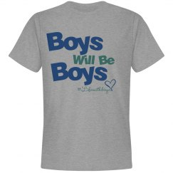 Boys Will Be Boys (Soft unisex)