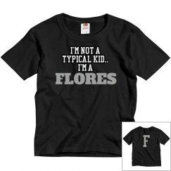 I'm a Flores!