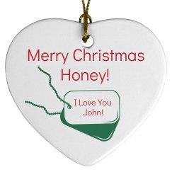 Military Christmas Love