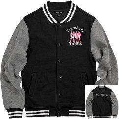 Unisex Letterman Jacket