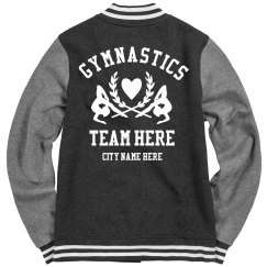 Trendy Gymnast Team Matching Gear