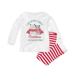 Custom Family Christmas Pajamas