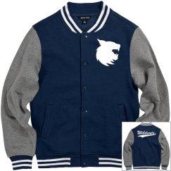 New hamisphere wildcats men's jacket.