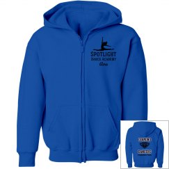 DD Zip Up-Youth